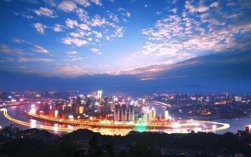 中新项目落户重庆 为何选择重庆?看中地理位置