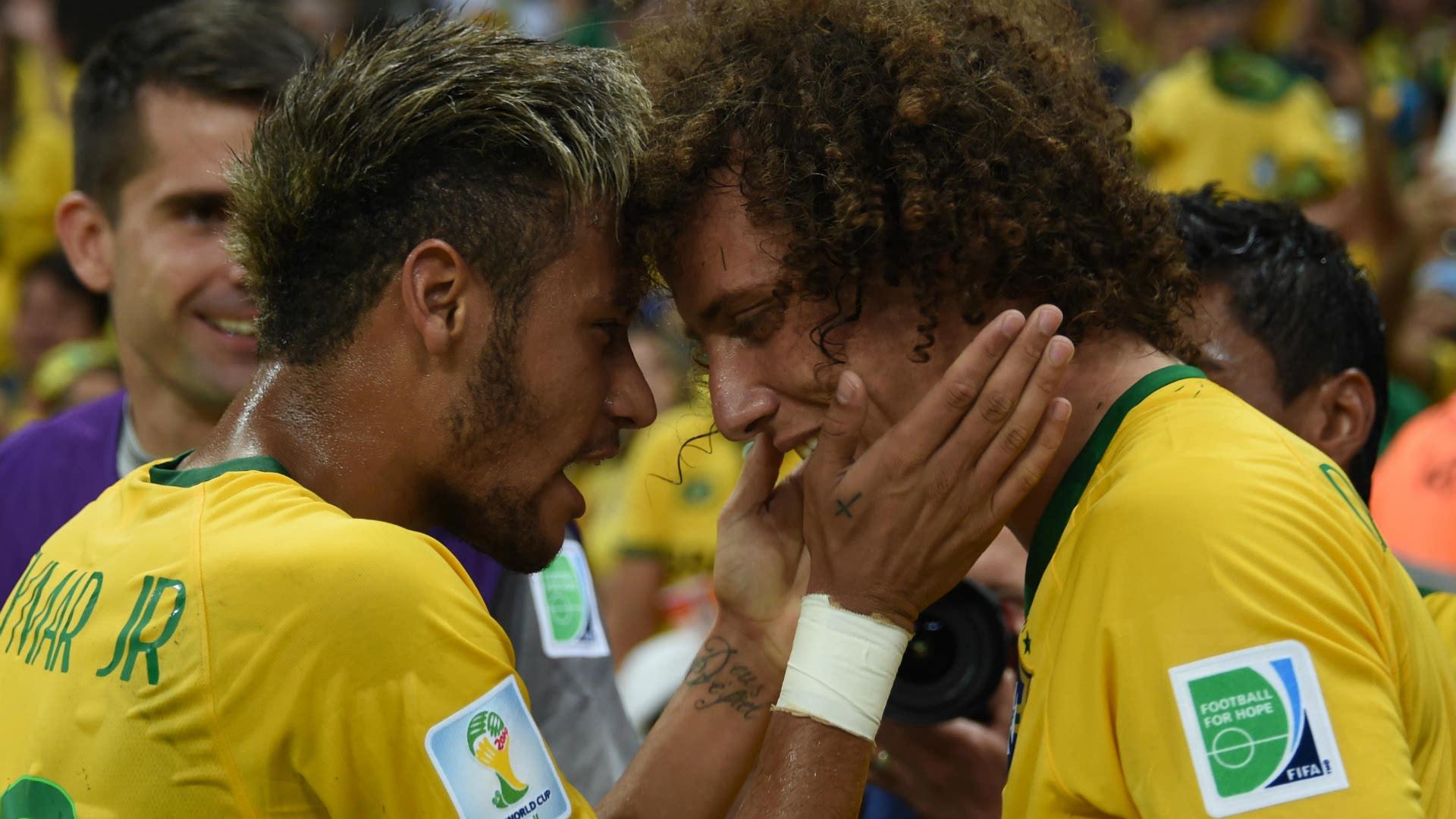 路易斯 内马尔对巴西队很重要图片