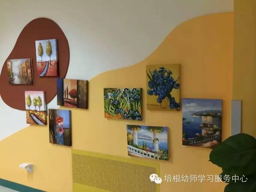 特色幼儿园环境创设作品欣赏