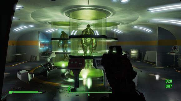 《v攻略4》攻略地下实验室解析学院学院秘密背鬼攻略捉75图片