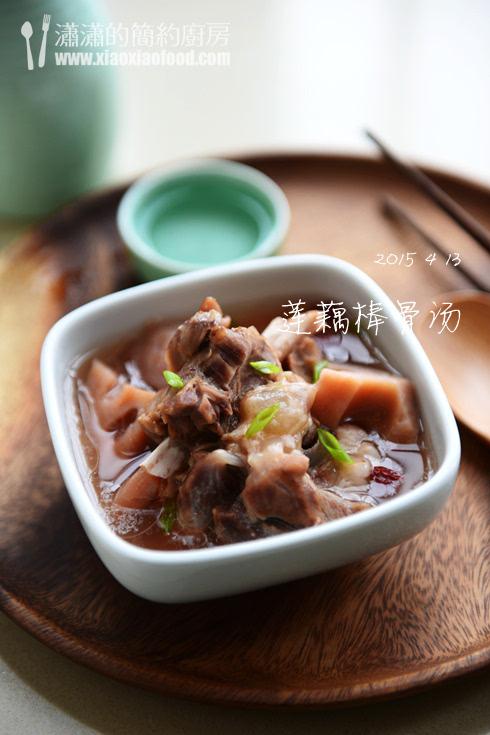 电饭煲版营养莲藕营养:浓汤排骨汤-搜狐吃喝2-1食谱快手岁安排图片