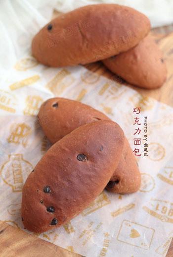 巧克力面包 小朋友最喜欢的面包