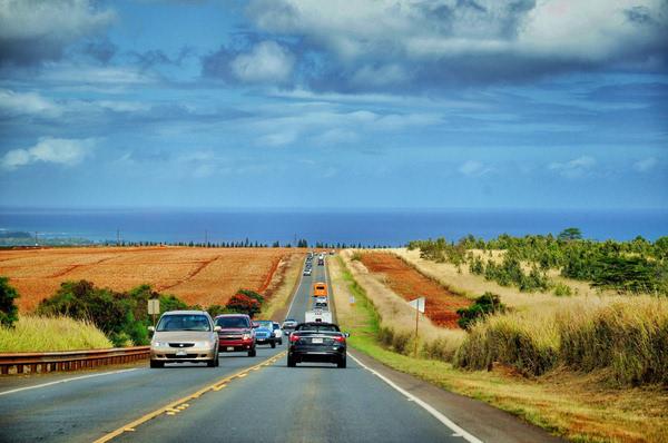 夏日好去处:旖旎多彩的度假海岛夏威夷