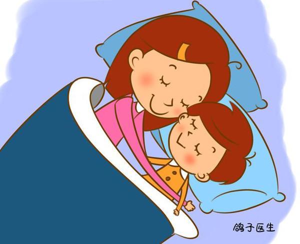 婴儿睡矢量图