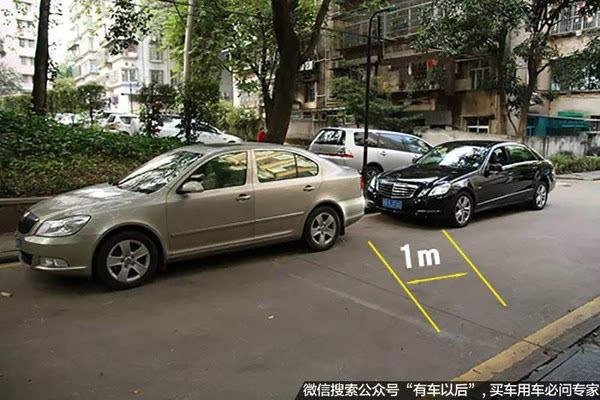 如何判断车头距离图解