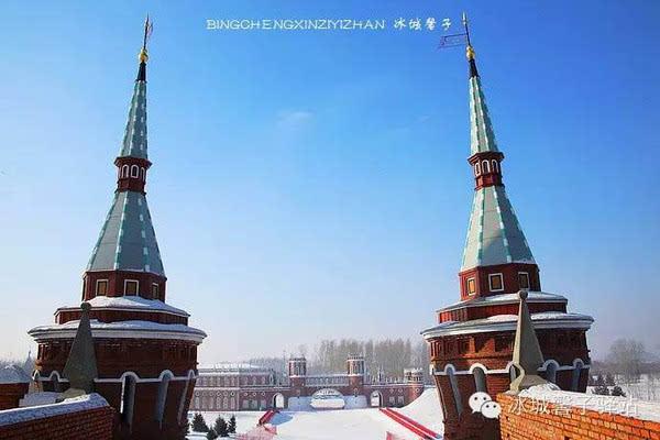哈尔滨有了中国最美的城堡滑雪场,应该怎么玩图片