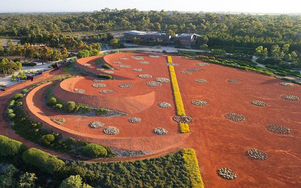 沙ifs雕塑花园