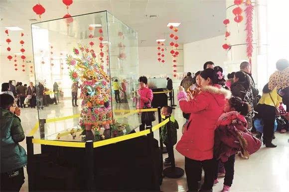 绿博园:三大特色民俗展馆将在春节开馆迎客