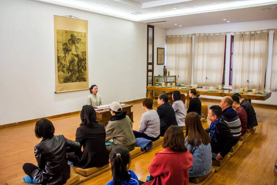 郑州市文化产业协会参访会长单位第三站:《禅宗少林·音乐大典》