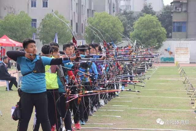 2019河南省青少年v武术冠军赛在南阳市武术运最帅的体育空手道图片
