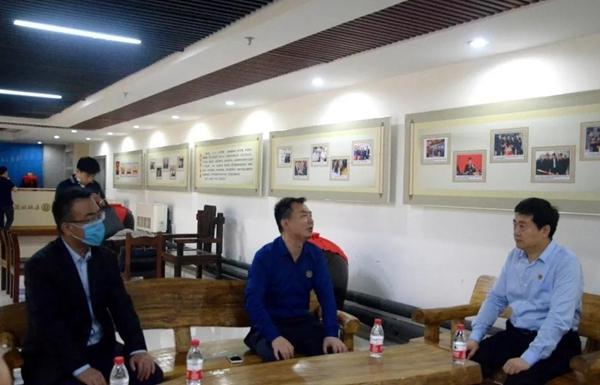 加快推进杜康转型发展 洛阳市市长刘宛康到杜康控股调研