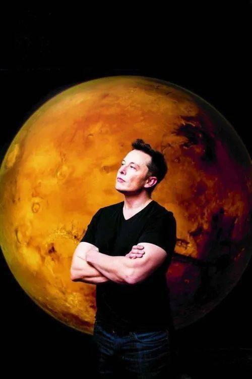馬斯克巨額財富用途:一半用在地球,一半留給火星