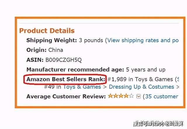 如何巧妙利用BSR提升銷量?亞馬遜BSR(熱銷排行榜)類目前1000的排名
