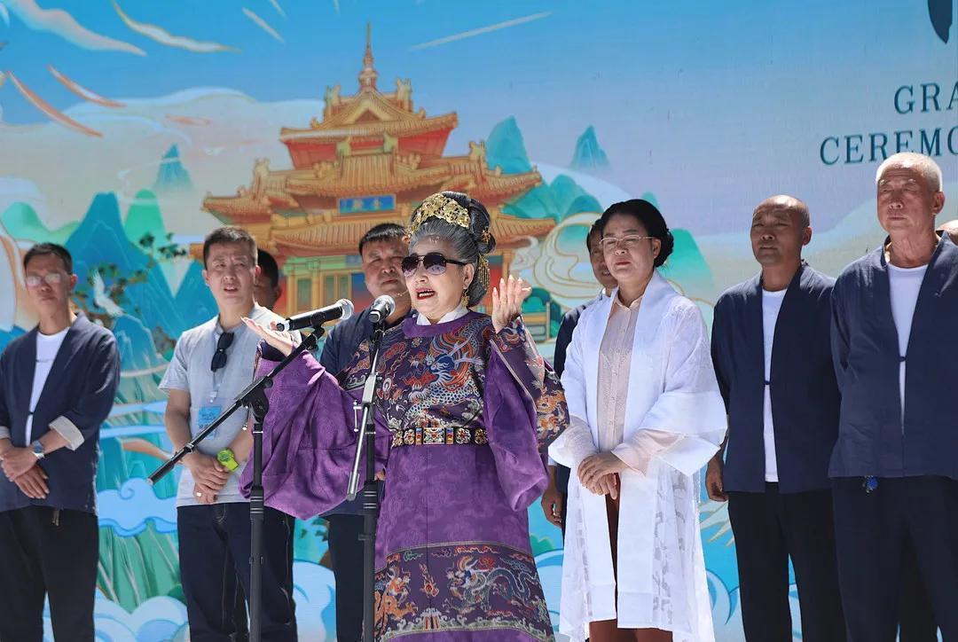 仙宫云裳·国风盛典!老君山山水汉服节盛大开幕!