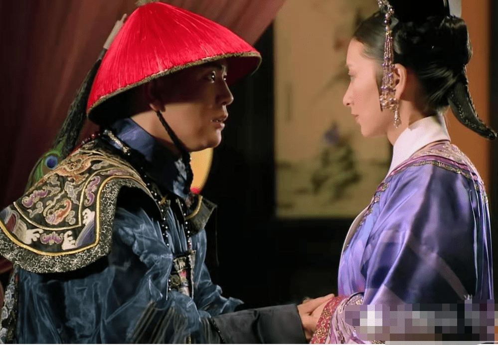 沈眉庄与温太医罕同框!斓曦略显发福已是孩子妈、张晓龙仍未婚