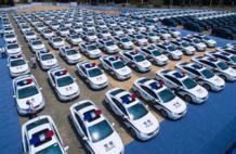 """中国警车集体""""换装"""",合资品牌全体落选,全新车型霸气十足"""