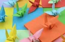 """1000天折1000只纸鹤,每只小纸鹤卖1000元,这才是真正的""""麻雀变凤凰""""!"""