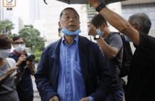 """道破乱港真相:黎智英妄称没有大型示威会使外国""""忘记香港"""""""