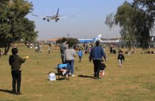 如何在中国最牛的机场公园 过一个呼啸周末