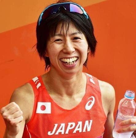 日本马拉松奥运代表选手伊藤舞