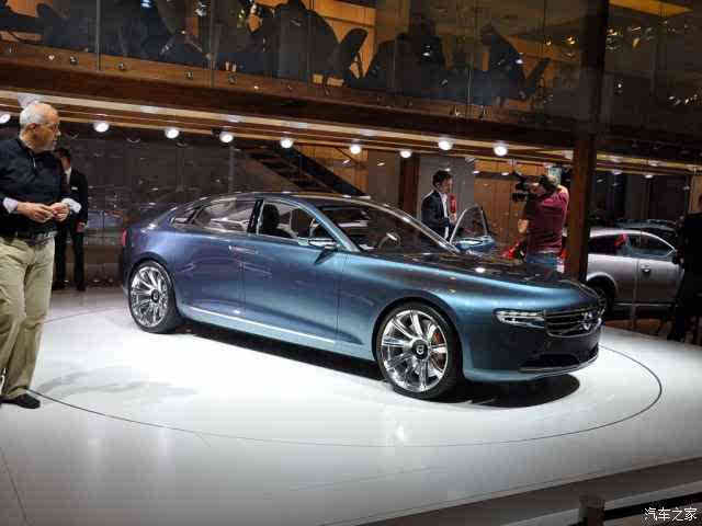 沃尔沃于2020年发布了一款全新的S90 Coupe
