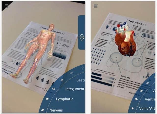 娱乐/医疗/商务全面开花 AR都能做些什么 AR资讯 第8张