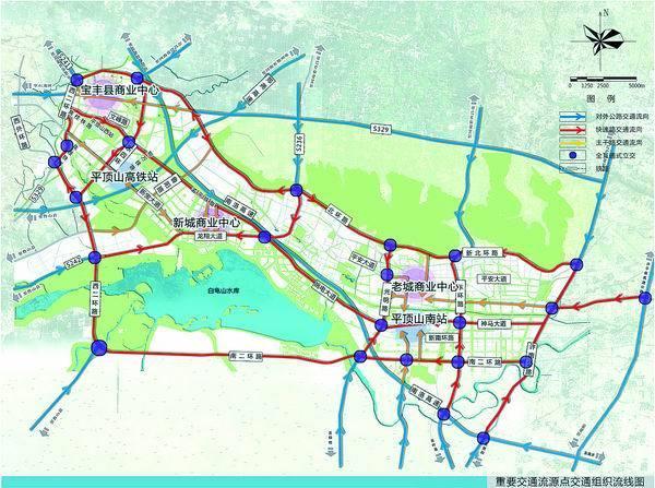 以快速路交通構建城市發展新格局,以快速路交通促進城鄉一體化新進程圖片