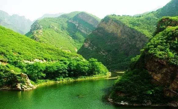 溝崖自然風景區