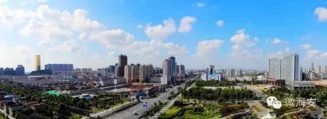 海安城市新名片