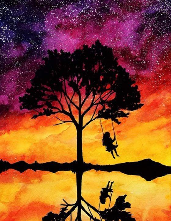 >> 文章內容 >> 水彩畫星空怎么畫  水彩畫星空怎么畫,水彩畫星空教程圖片