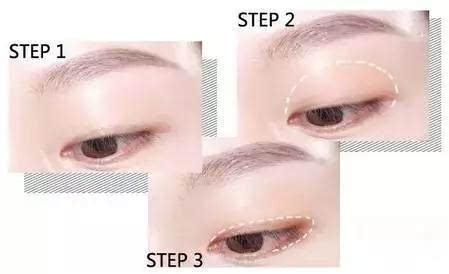 内双肿眼皮眼妆_单眼皮怎么画眼妆