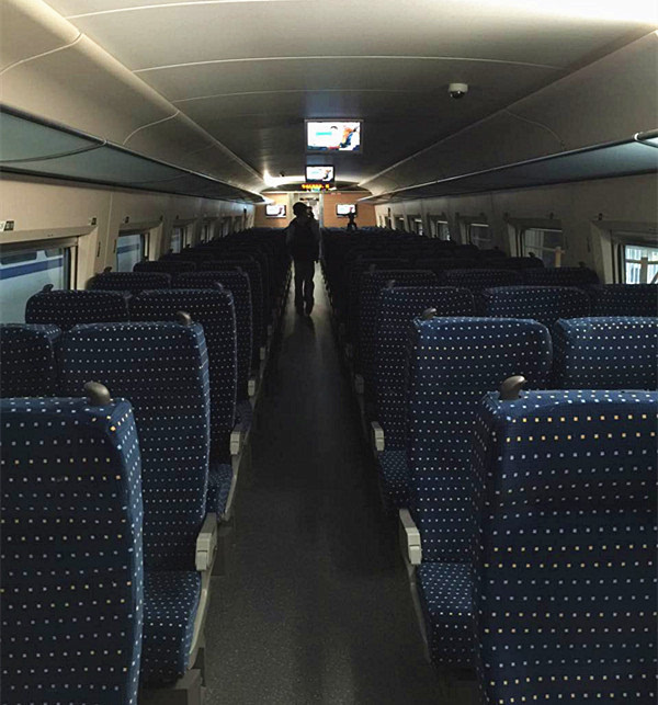 动车组一等座座位_动车一等座座位问题-