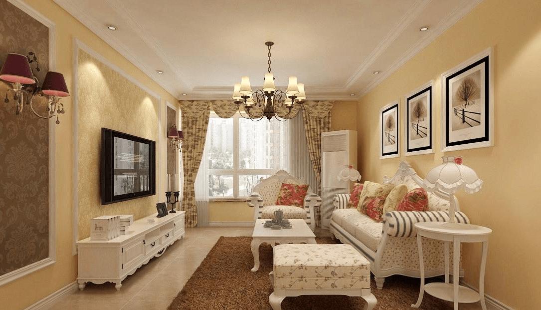 為什么客廳吊頂用石膏板吊頂材料比較好?