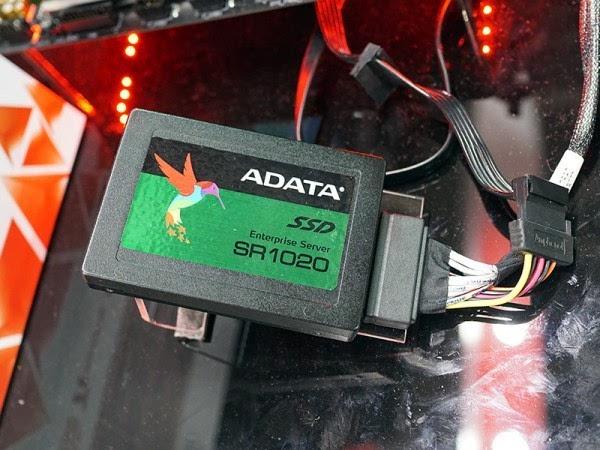 全球首款2TB M.2 SSD惊艳亮相的照片 - 3
