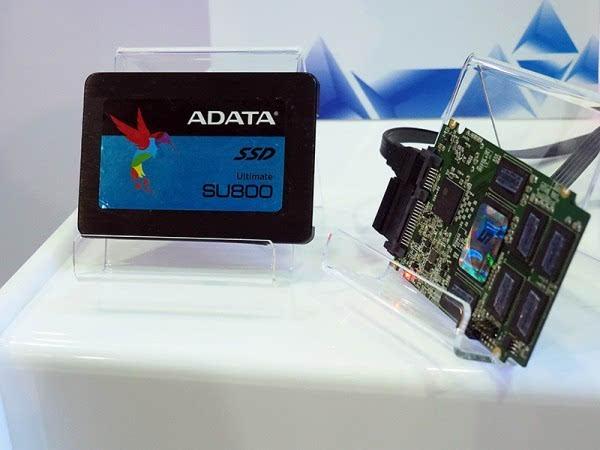 全球首款2TB M.2 SSD惊艳亮相的照片 - 8