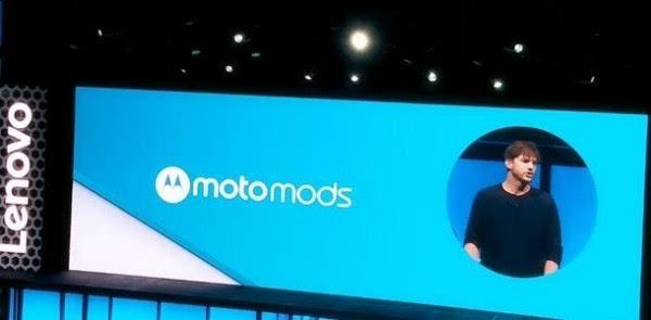 联想Moto Z & Moto Z Force正式发布的照片 - 2