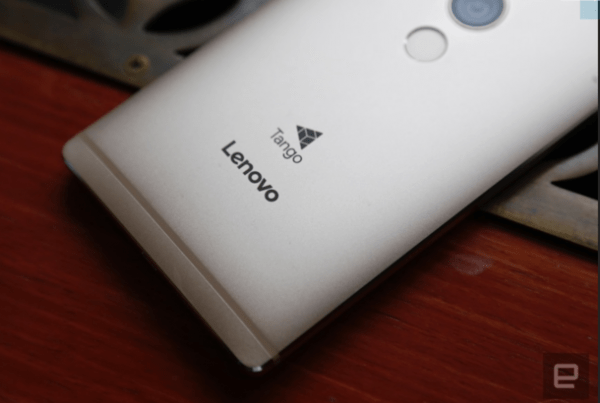 全球首款支持Tango技术手机:Phab2 Pro真机上手图赏的照片 - 4