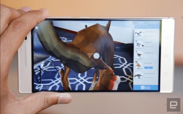 全球首款支持Tango技术手机:Phab2 Pro真机上手图赏的照片 - 17