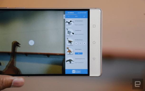 全球首款支持Tango技术手机:Phab2 Pro真机上手图赏的照片 - 18