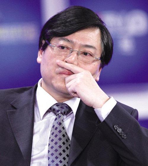 杨元庆回应手机业绩不佳:运营商渠道的成功让我们故步自封的照片