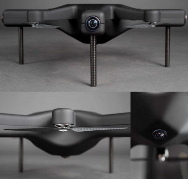 360全景相机、VR头盔、无人机 三者结合会碰撞出什么火花?的照片 - 2