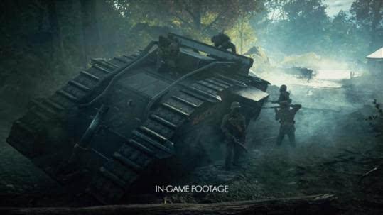 《战地1》实机视频首公开:拟真堪比电影的照片 - 1