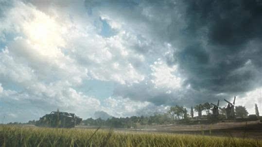 《战地1》实机视频首公开:拟真堪比电影的照片 - 5