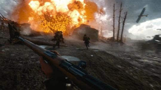 《战地1》实机视频首公开:拟真堪比电影的照片 - 8