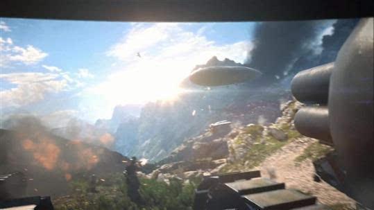 《战地1》实机视频首公开:拟真堪比电影的照片 - 12
