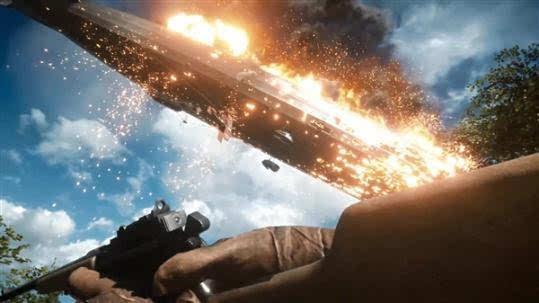 《战地1》实机视频首公开:拟真堪比电影的照片 - 15
