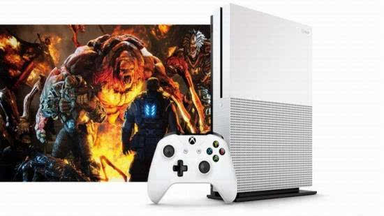 更轻薄更强大 微软Xbox One S即将登场的照片
