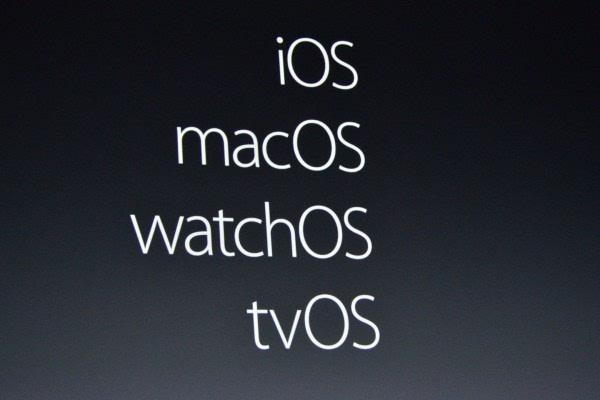 OS X更名MacOS:整合Siri 可用手表解锁的照片 - 2