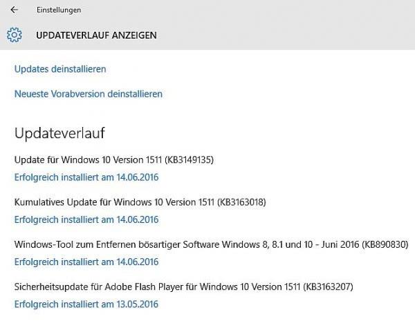 微软发布两款Windows 10累积更新的照片 - 1