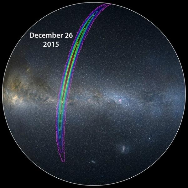 科学家再次探测到引力波信号:源自14亿年前的黑洞合并的照片 - 9
